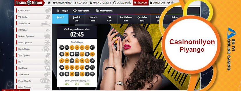 Casinomilyon Piyango